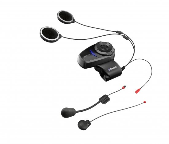 Sena 10S Interkom Bluetooth Sprechanlage und FM Radio - Single Pack