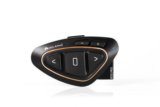 Midland BTX1 Pro Single, Bluetooth Headset