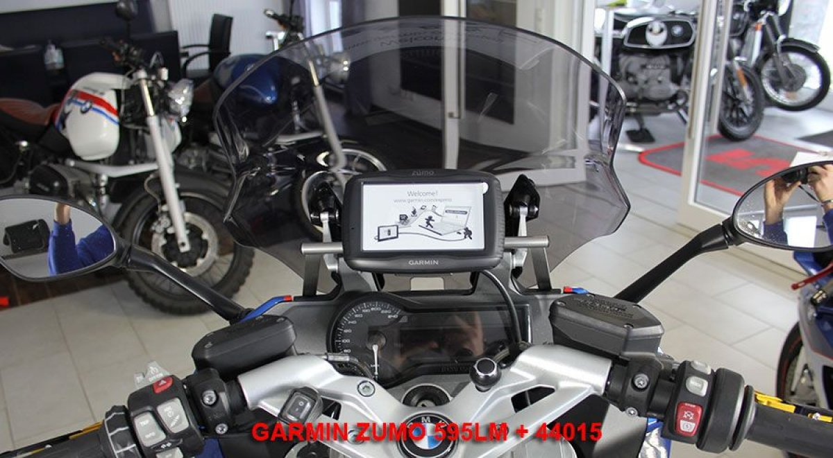 Navi Halterung Bmw R1200rs Lc Avalingo
