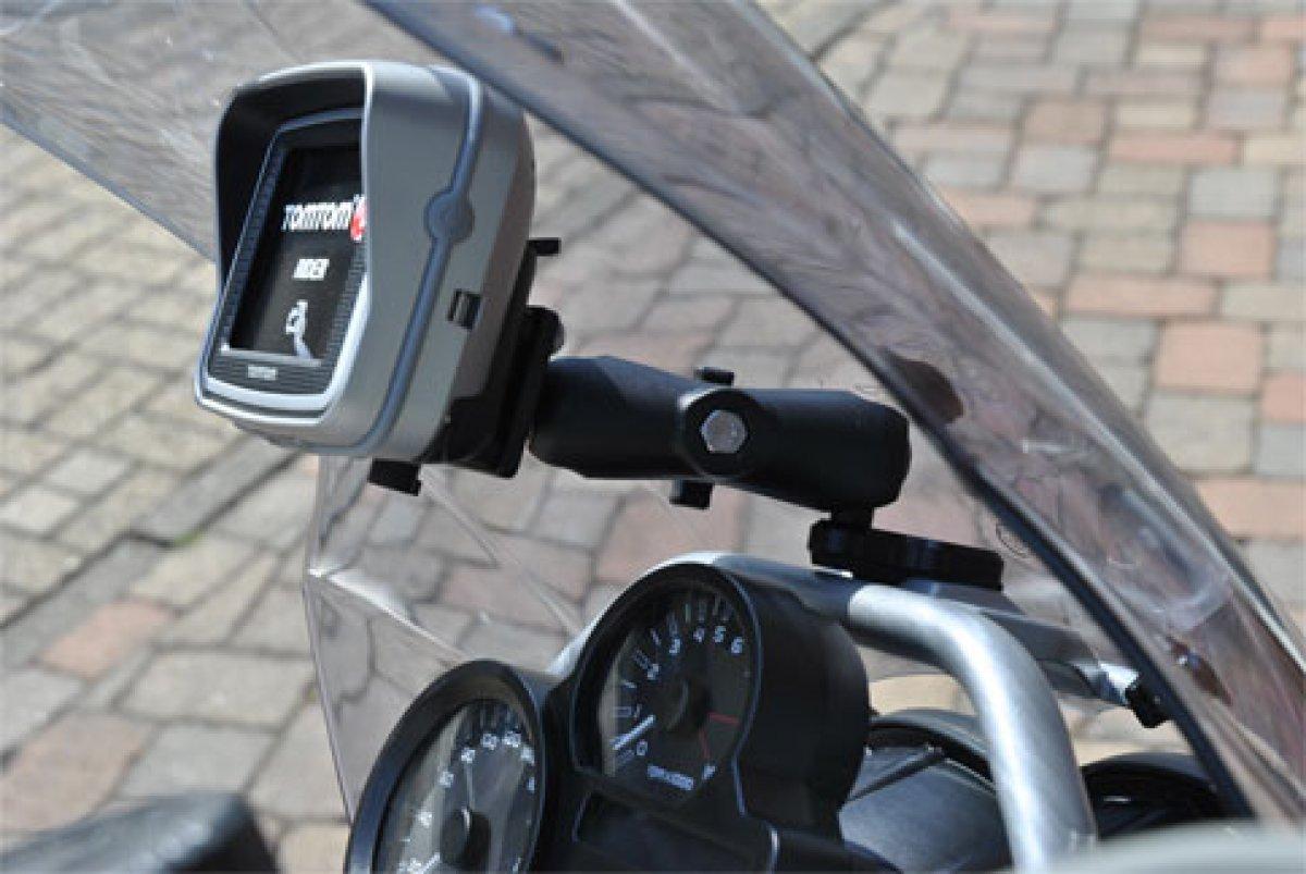 Navi-Halterung BMW R1200GS - Avalingo